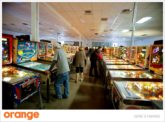 The Pinball Hall of Fame, Las Vegas, NV