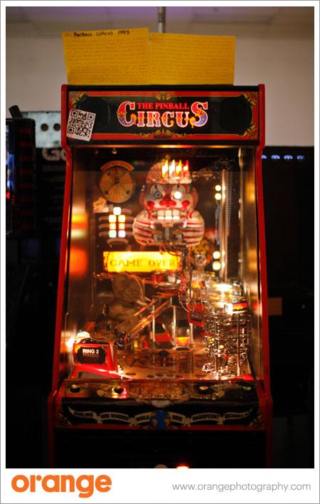 The Pinball Circus