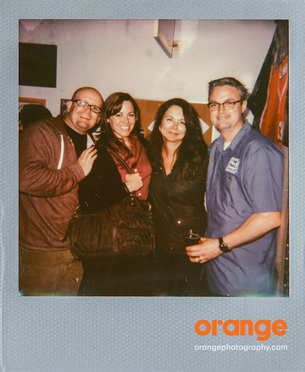 """@pintmuse with Tomme Arthur or Lost Abbey, Kim Jordan of New Belgium and Vinnie Cilurzo or Russian River at """"-tion"""" night at Tornado"""