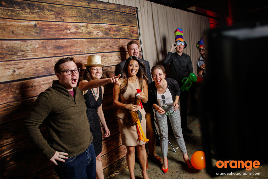Orange Photography's Original Slow Motion Video Booth