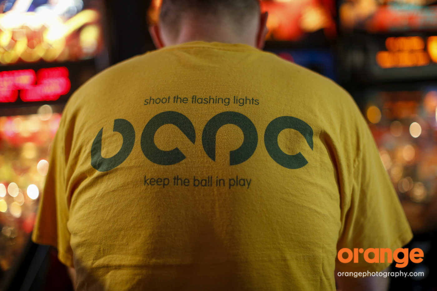 how to play pinball: shoot flashing lights, keep the ball in play #BAPA