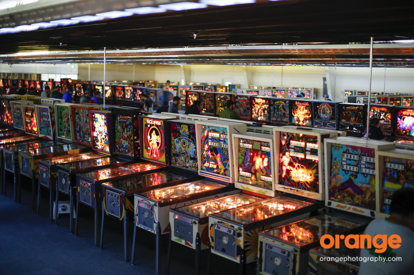 Arcade Expo 2.0 and INDISC 2016 - Banning, CA, USA