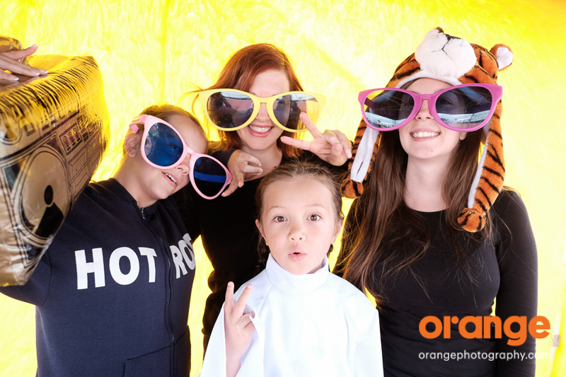 Relay for Life photobooth by orange photography